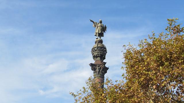 krzysztof Kolumb Barcelona
