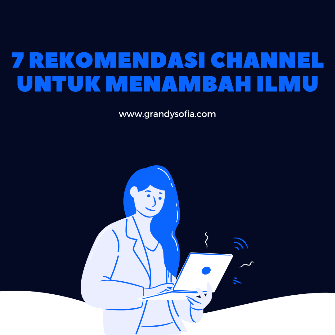 7 channel menambah ilmu
