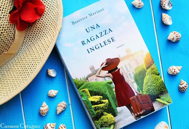 Libro Una ragazza inglese di Beatrice Mariani