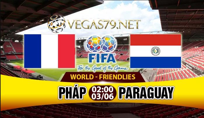 Nhận định, soi kèo nhà cái Pháp vs Paraguay
