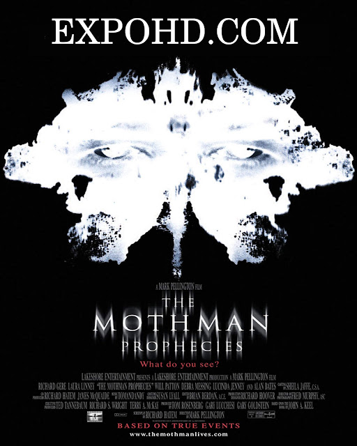 The Mothman Prophecies 2002 Full Movie Download 720p | HDRip x261 | Dubbed Hindi