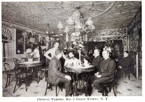 Chinese Tuxedo Restaurant
