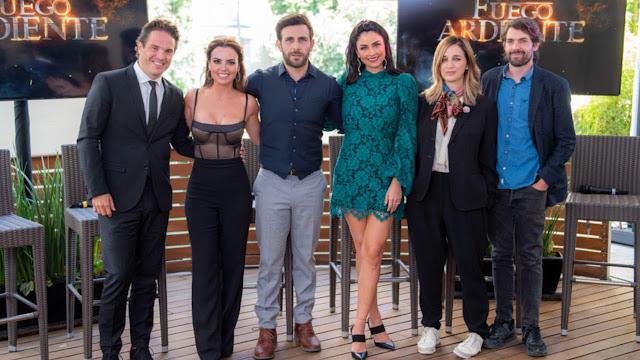 Nueva telenovela estrena 2021