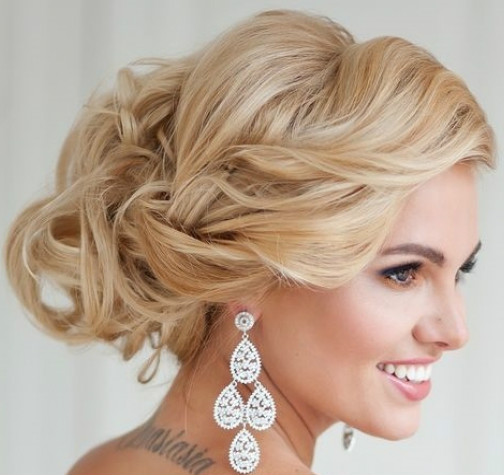 la moda en tu cabello peinados recogidos con trenzas 2017