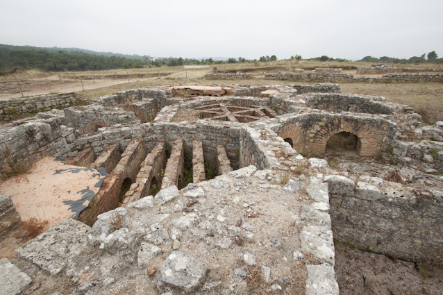 Rovine romane di Conimbriga