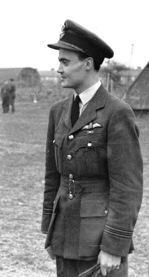 25 October 1940 worldwartwo.filminspector.com RAF Battle of Britain Pilot Charles Kingcome
