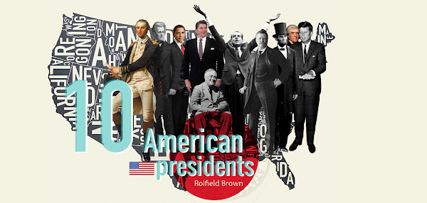 The USA Presidents Speech - Official Website - BenjaminMadeira