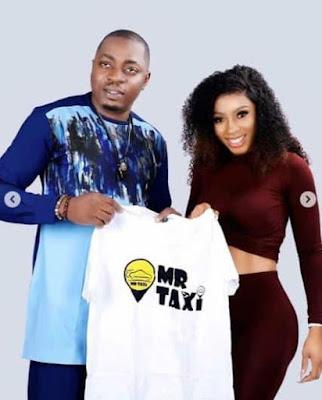 Mercy Eke Bags Mr Taxi Endorsement Deal (photos)