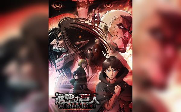 Attack on Titan: Chronicle (2020) Bluray Subtitle Indonesia
