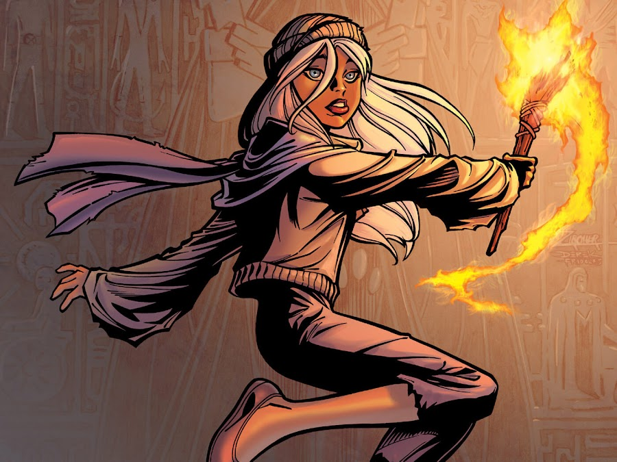 storm marvel comics