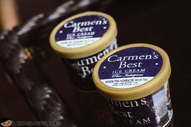 Carmen's Best + Serenitea Ice Cream Collaboration