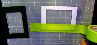 tutorial bikin pigora dari kardus bekas
