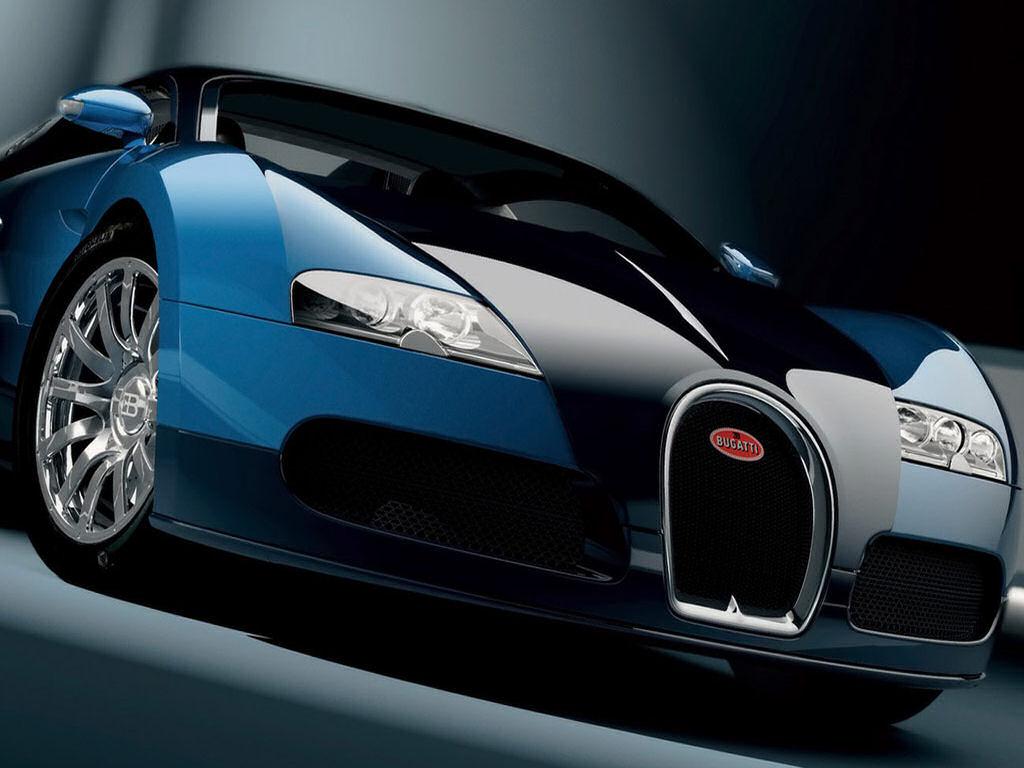 Car Model Bugatti Veyron 16 4