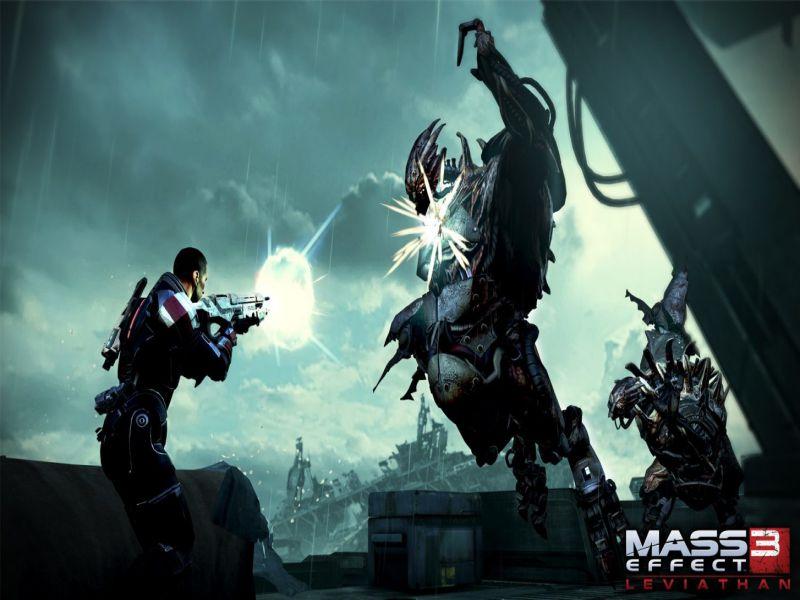 Download Mass Effect 3 Game Setup Exe