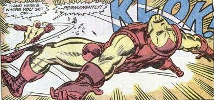 Iron Man 77-ICryRevenge