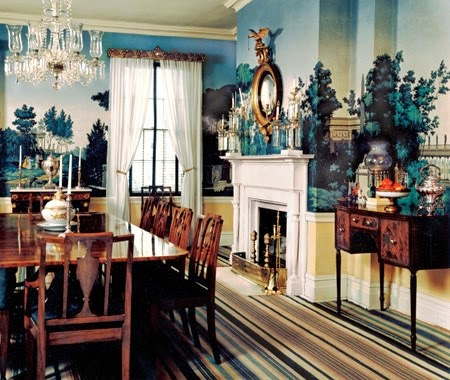 The Devoted Classicist Gracie Mansion