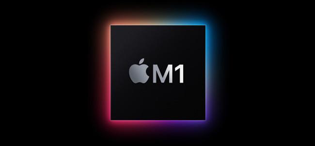 شعار Apple M1.