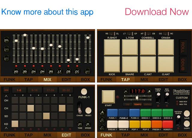 Download FunkBox Drum Machine for iOS