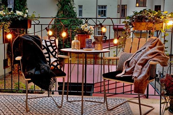 Blog de Ámbar muebles: ideas para decorar tu balcón: un espacio ...