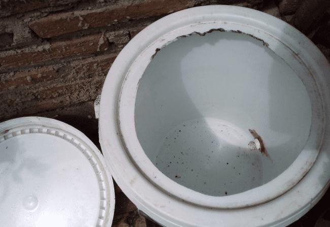 Ember komposter