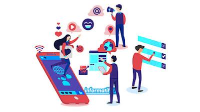 Proses Transaksi E-commerce - informatif.id