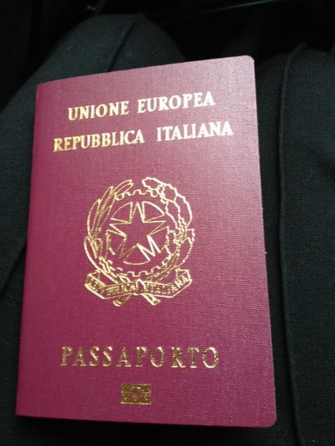 Americans In Umbria: Italian Citizenship