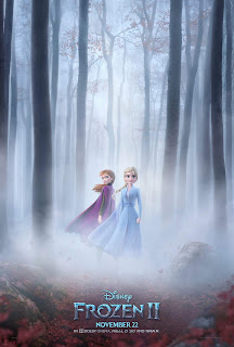 Frozen 2 - Segundo Poster & Segundo Trailer