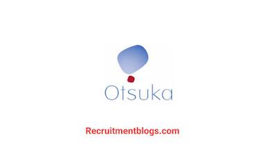 Medical Representative At Otsuka pharmaceutical company