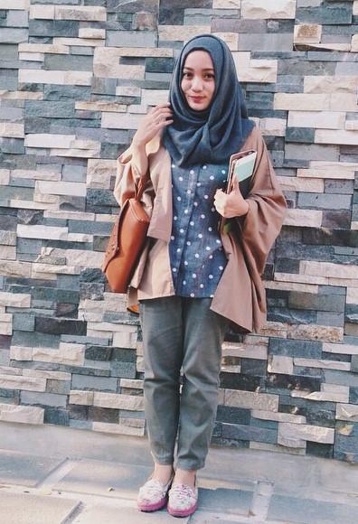 fashion hijab remaja modis