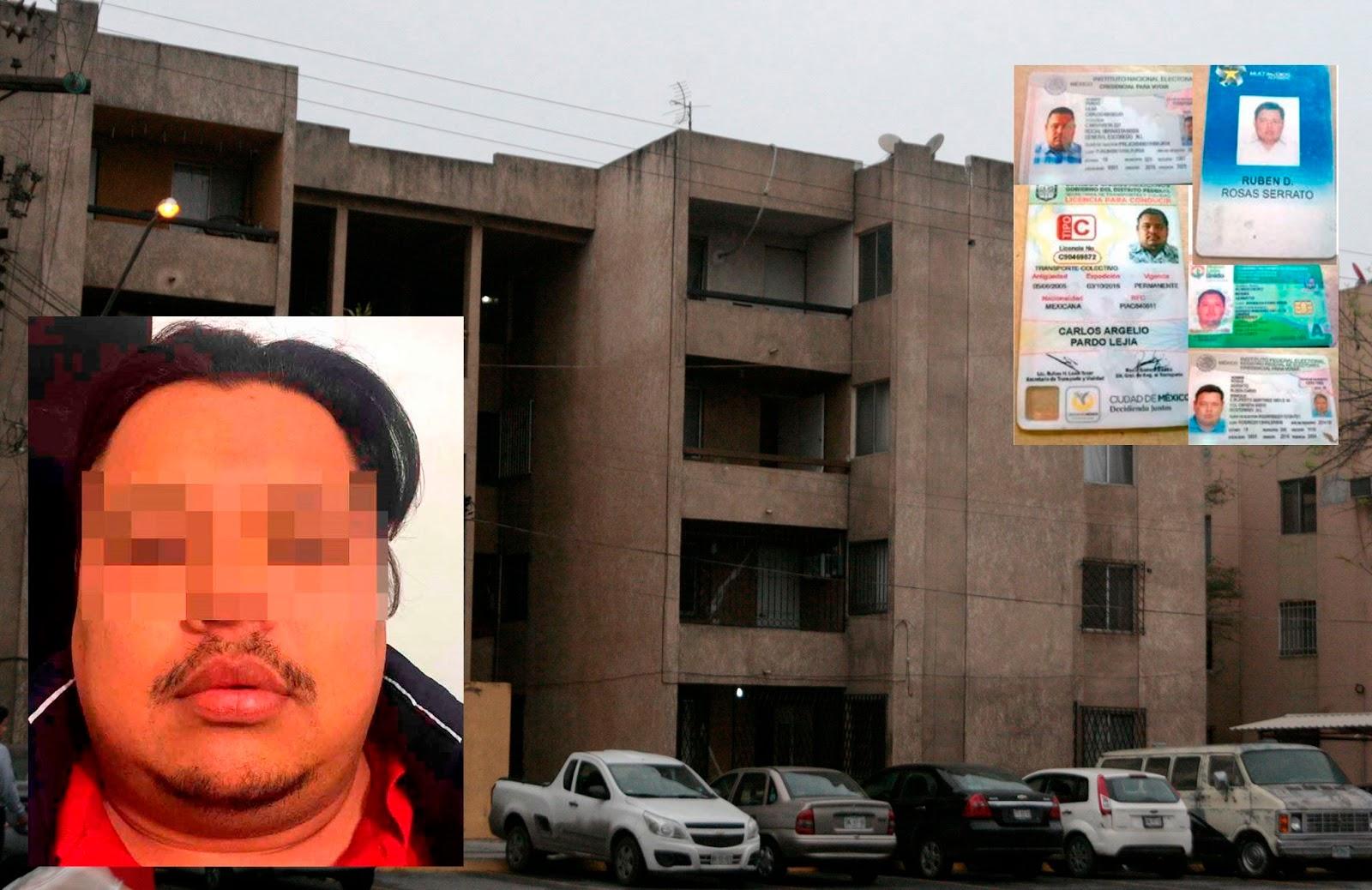Si 'El Cochi' habla caen todos en NL el capo fue detenido por Marinos sin aviso al gobierno ni El Bronco sabía