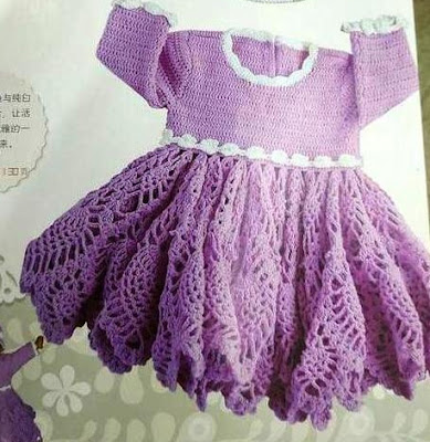 vintage crochet baby dress pattern,crochet baby dress,crochet patterns,