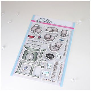 Purrfect Day Stamps