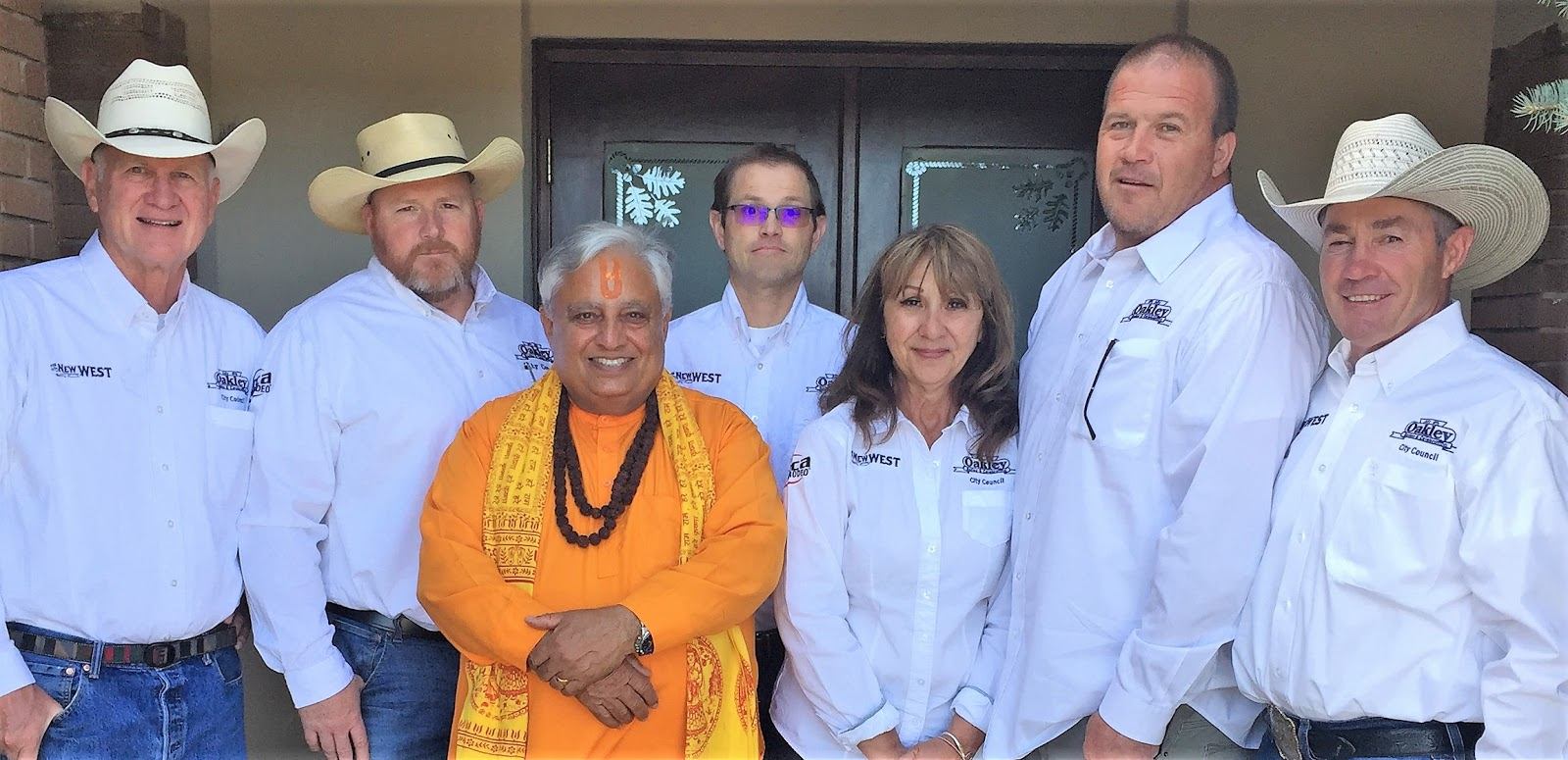 Utah's Oakley City Council opened with Hindu mantras 1st time in 86 years on June 10