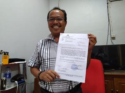 Polemik DPD Partai Hanura Lampung Selesai di Kepolisian