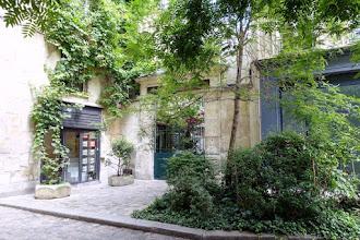 Paris : Passage Sainte Avoie, vestiges de l'hôtel de Mesmes et souvenirs médiévaux - IIIème