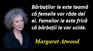Maxima zilei: 18 noiembrie - Margaret Atwood