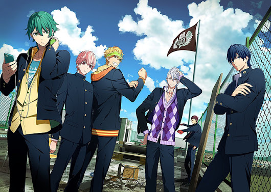 Kenka Banchō Otome: Girl Beats Boys Anime Video Featured Rintarou Kira