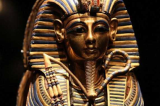 Firaun Tutankhamun Ratu Nefertiti