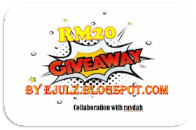 Giveaway by ejulz & raydah