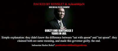 Tak Terima Ahok Divonis Dua Tahun Penjara, Hacker Ini Nekat Meretas Situs PN Negara