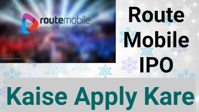 Route Mobile Limited IPO