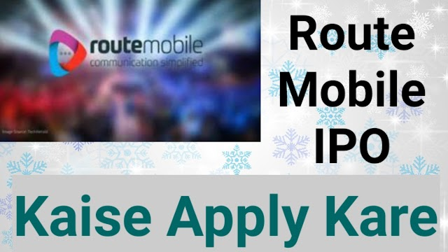 Route Mobile Limited IPO - Full Details