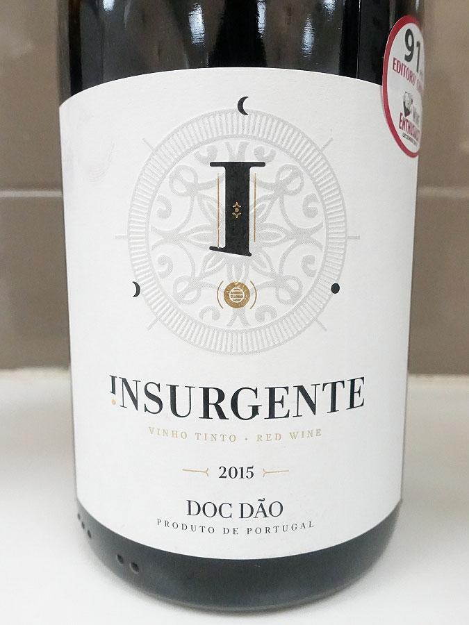 Insurgente Vinho Tinto 2015 (89 pts)