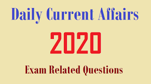 Current affairs 2020,current affairs,today current affairs 2020 in hindi,current affairs in hindi pdf 2020