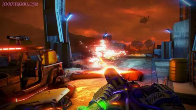تحميل لعبة Far Cry 3 Blood Dragon للكمبيوتر