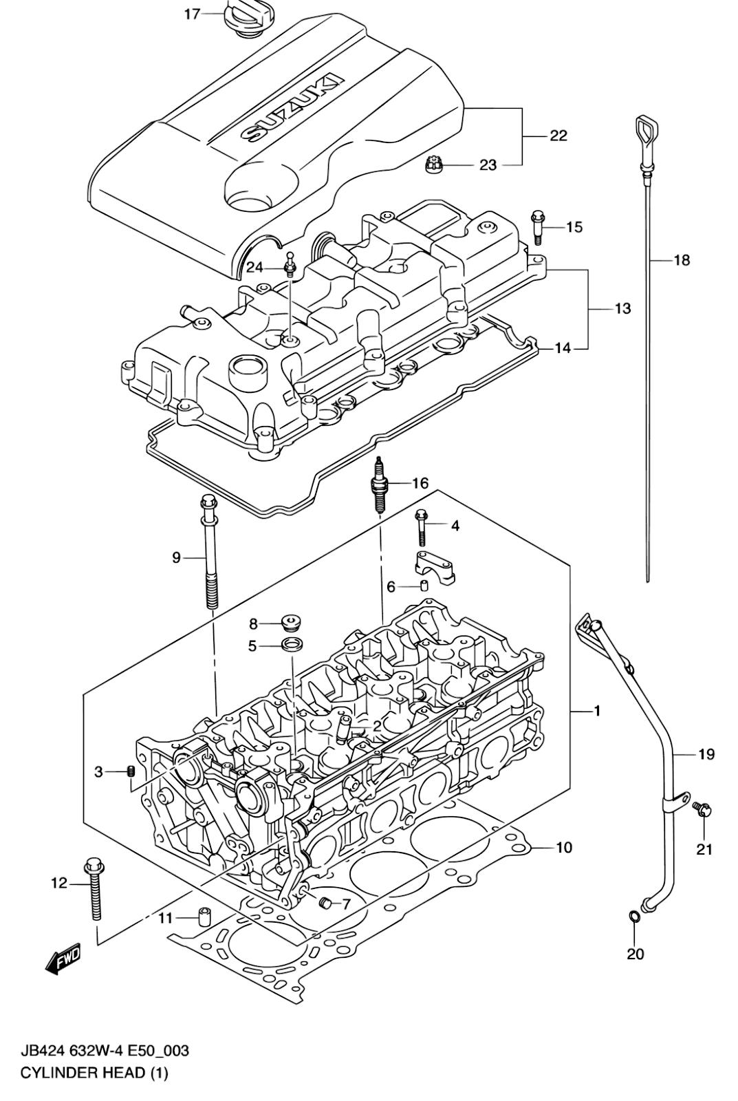 Suzuki Grand Vitara Wiring Diagram