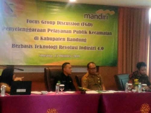 Layanan Kecamatan Kabupaten Bandung