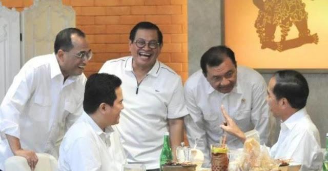 Usai 'Rapat Kabinet' di Sate Senayan, Budi Gunawan Semakin Signifikan