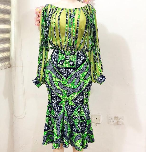 أزياء للبدينات , ملابس للممتلئات 2019 1c420d22f5091c8e314d