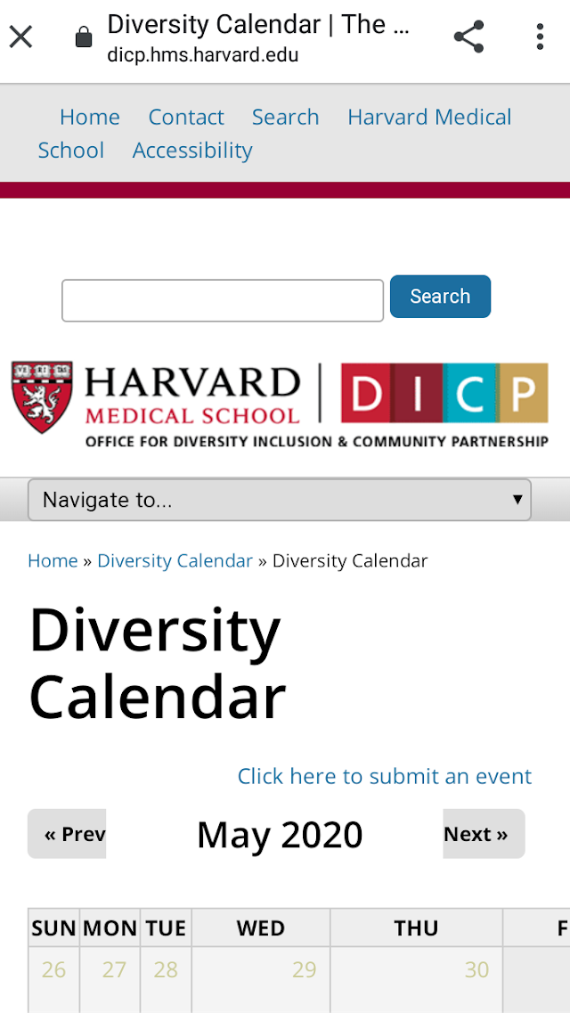 Link Webinar Harvard Medica